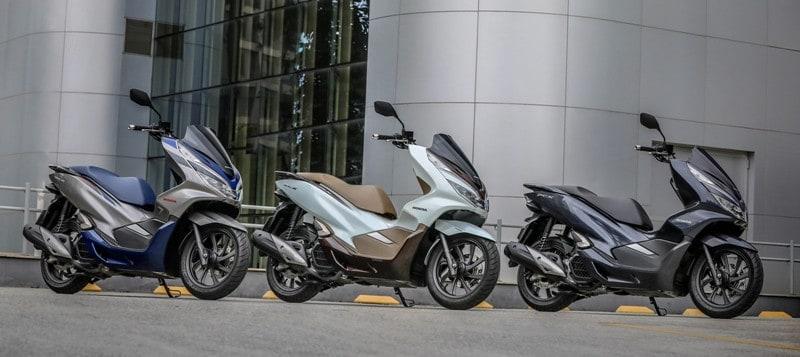 Não é difícil entender porque o PCX segue como scooter mais vendido do Brasil. Modelo ataca com ampla lista de itens de série