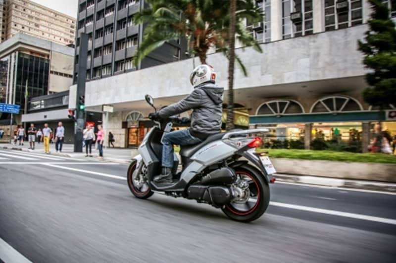 Sim, as motos são a forma mais rápida e pratica para se deslocar pela cidade