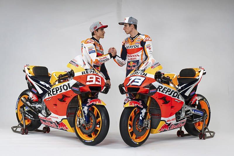 Irmãos Márquez ainda não tiveram a oportunidade de disputar espaço nos autódromos pela MotoGP, mas nas corridas virtuais a vantagem é do caçula Aléx