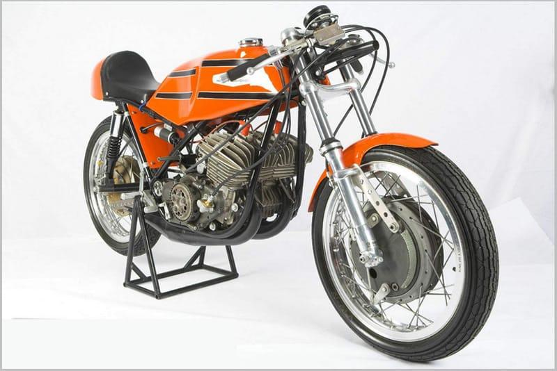 A campeã RR-250 foi a principal responsável pela exitosa passagem da Harley pela MotoGP