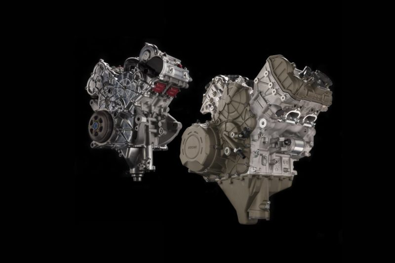 Stradale V4 de 1.103 cm³ será o novo coração da Ducati Multistrada