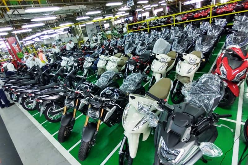 Marca japonesa figura como a maior fabricante do país com cerca de 80% do mercado