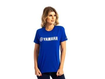 Linha de vestuário da Yamaha tem camisetas, bonés e acessórios para fãs da marca