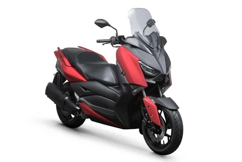 Scooter Yamaha XMax chegou no início deste ano, mas ainda não está nos dados oficiais da Fenabrave