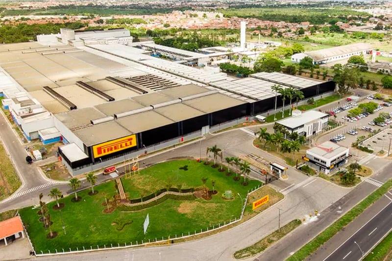 Unidade da Pirelli em Feira de Santana (BA) foi a última a reabrir no país