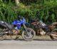 Relembre o comparativo entre as trail mais vendidas, Yamaha Lander e Honda XRE